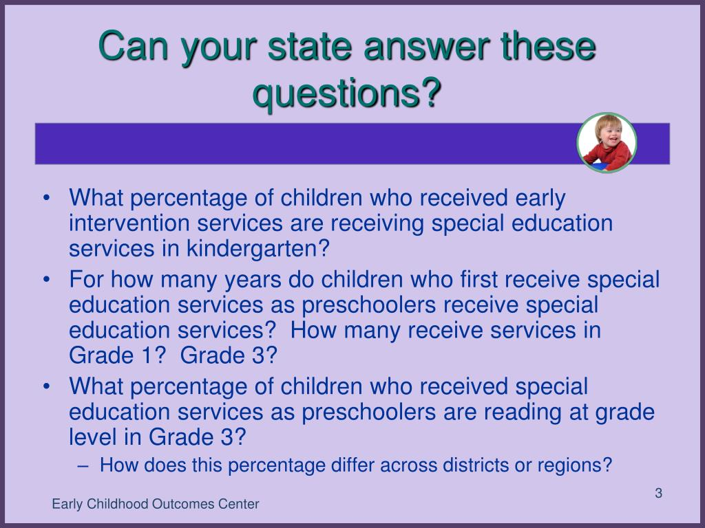 Can your state answer these questions?