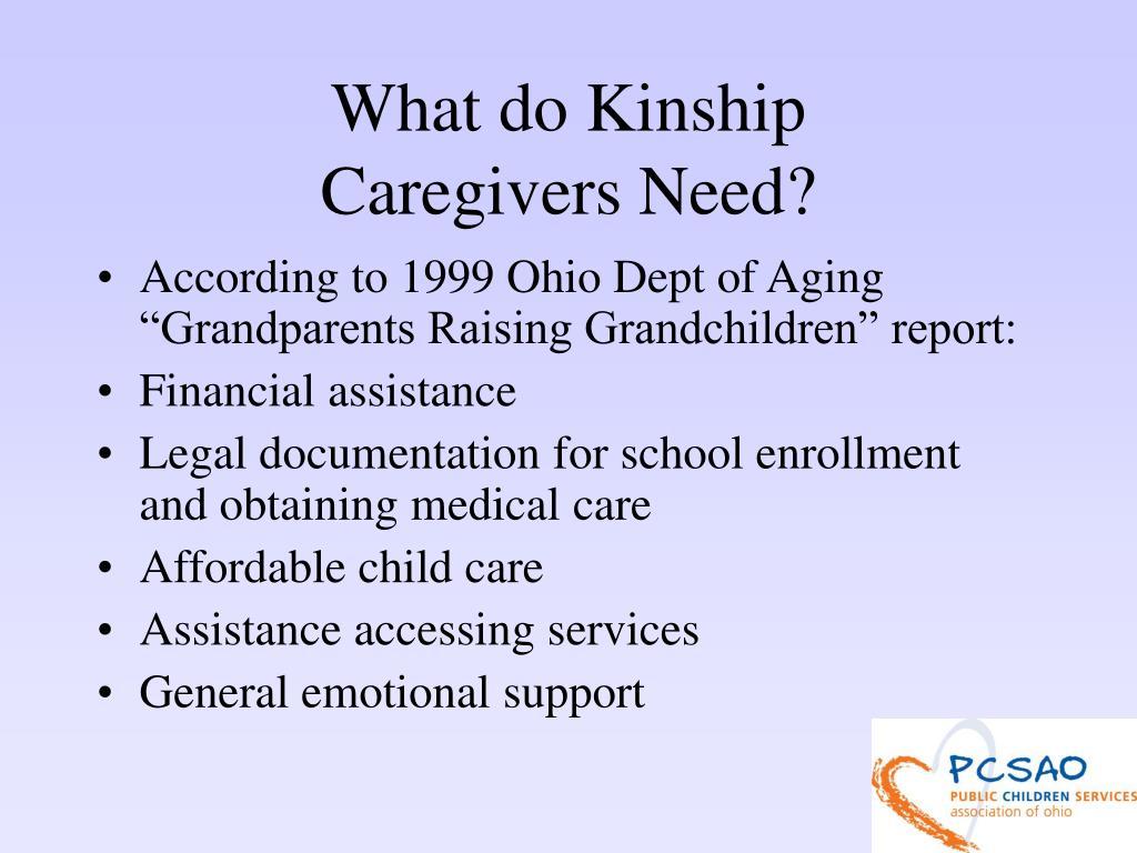 What do Kinship