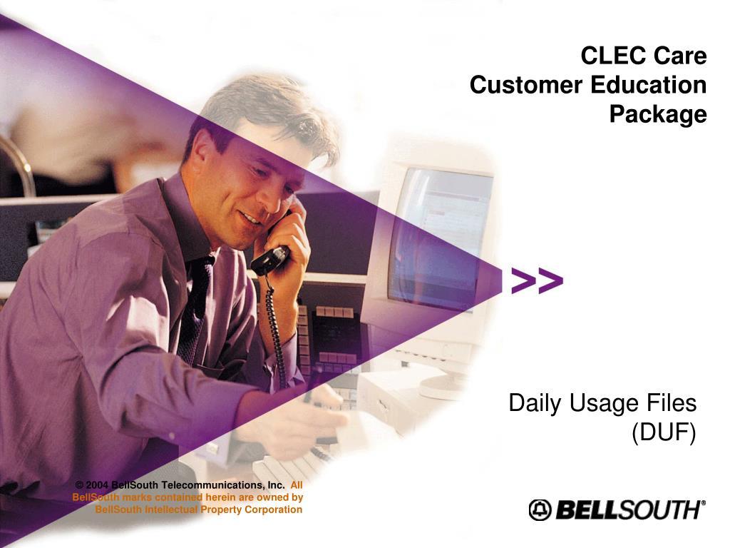 CLEC Care