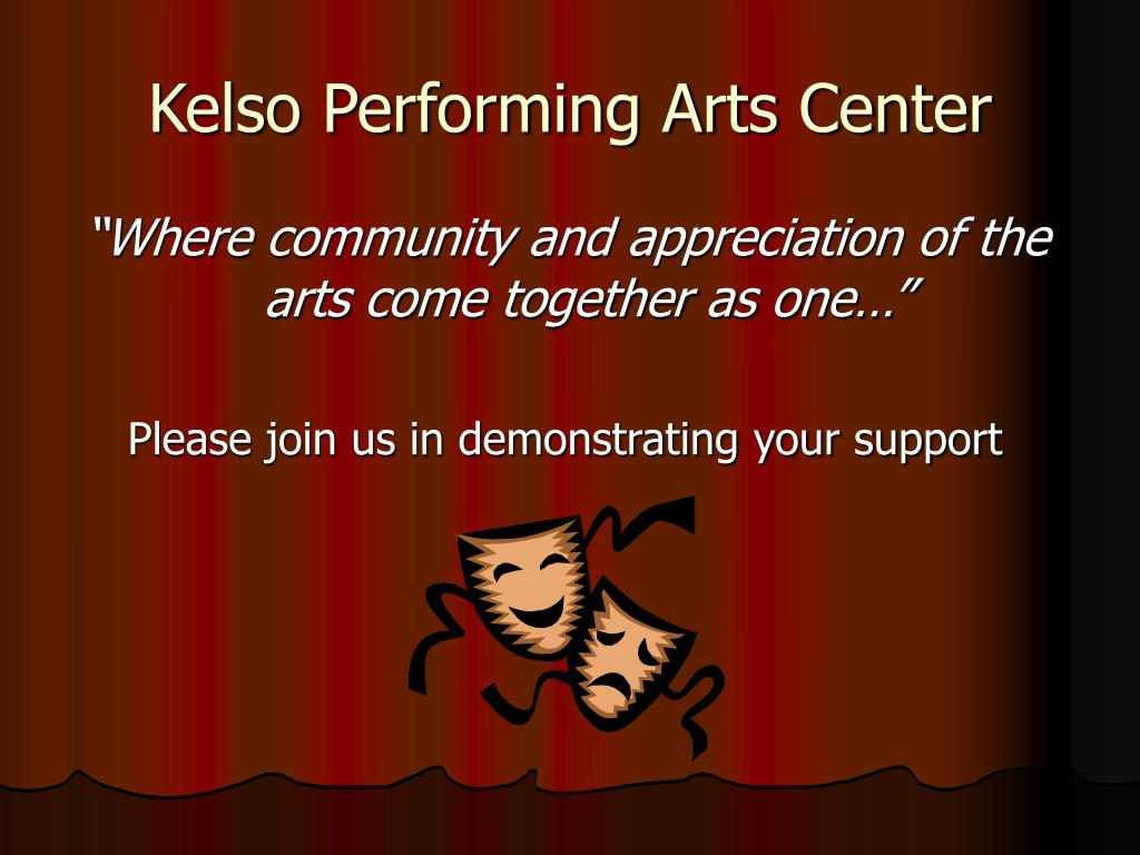 Kelso Performing Arts Center