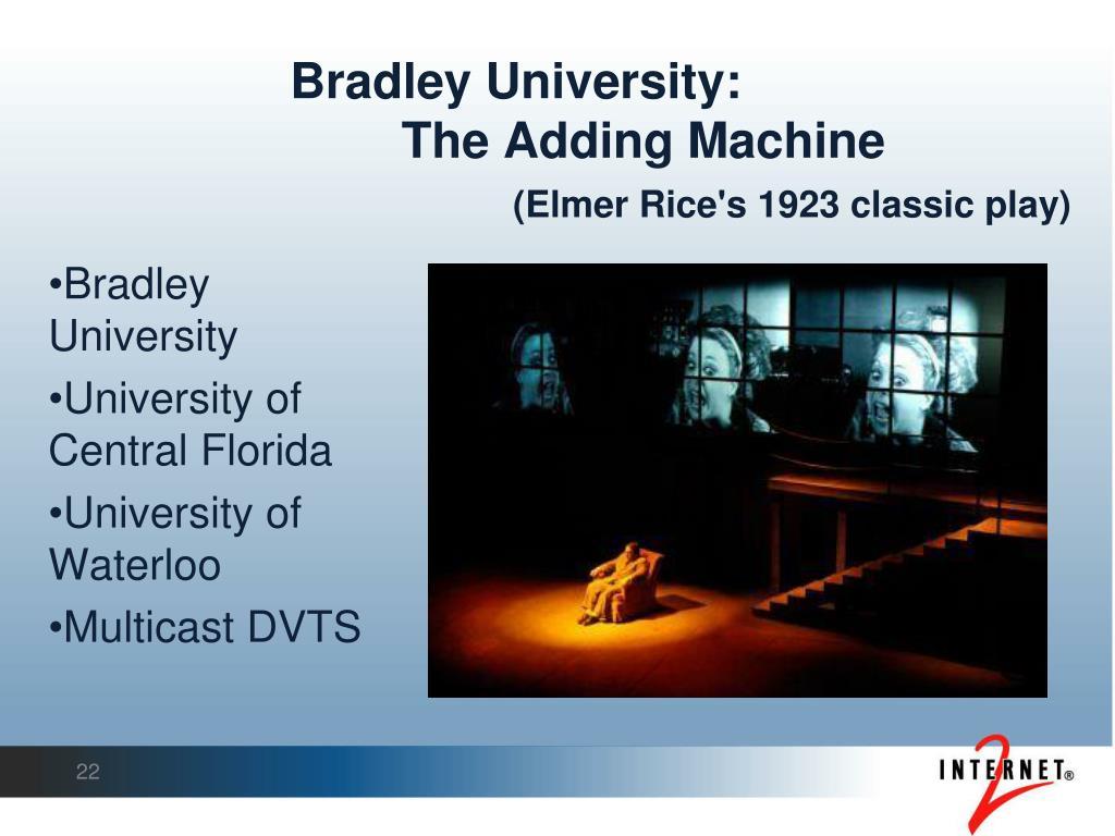 Bradley University: