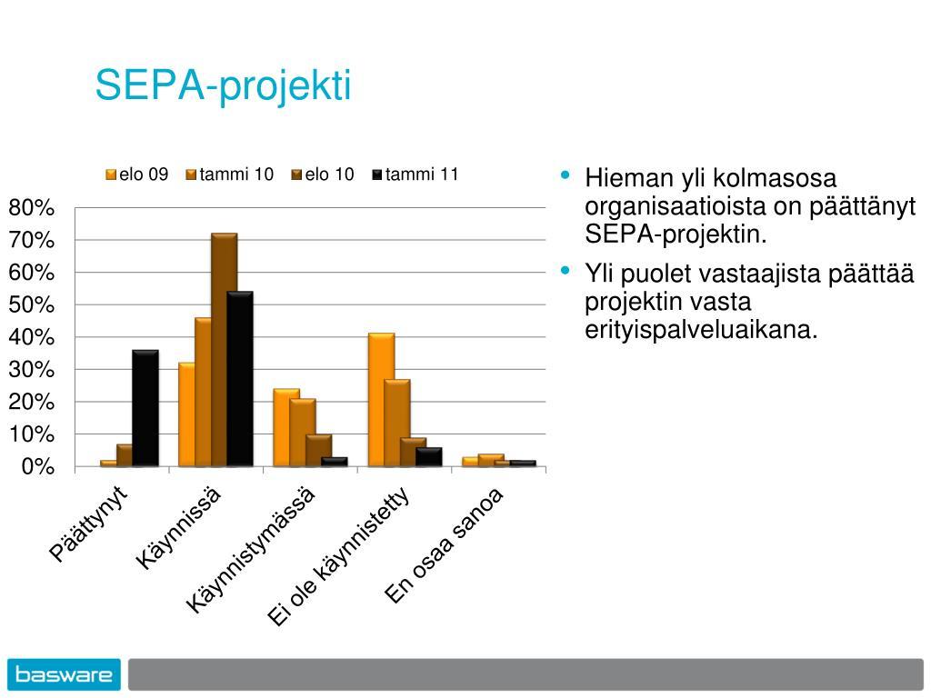 SEPA-projekti