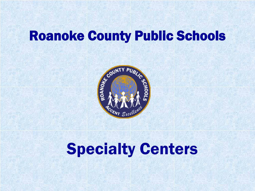 Roanoke County Public Schools