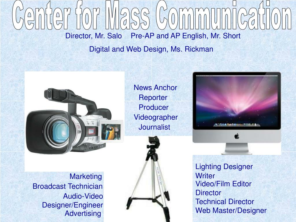 Center for Mass Communication