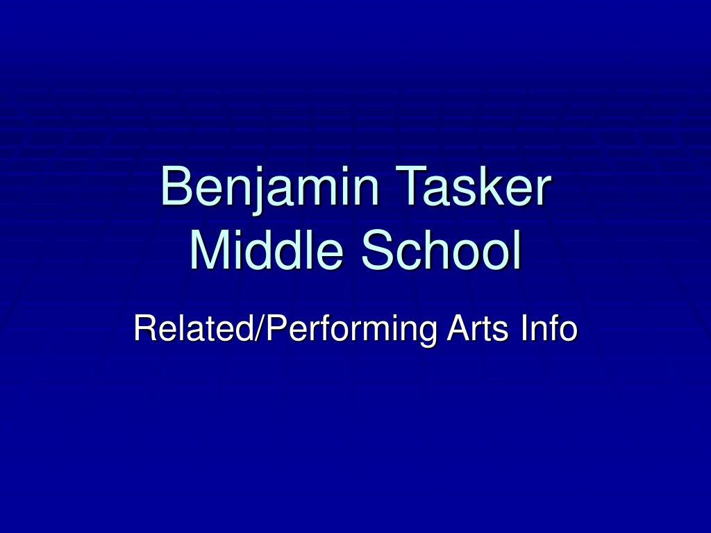 Benjamin Tasker