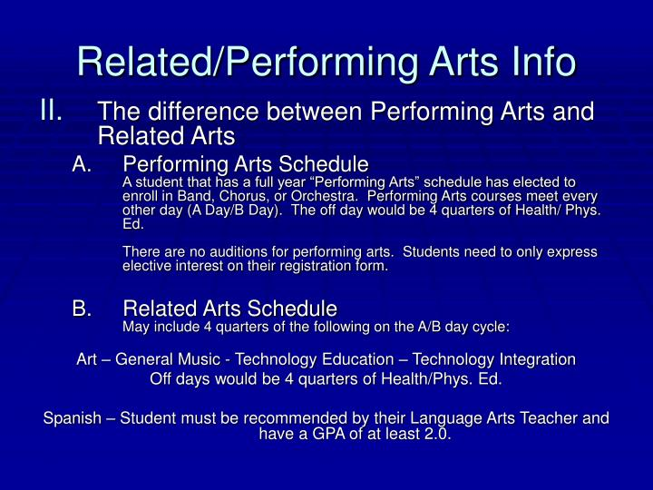 Related performing arts info3