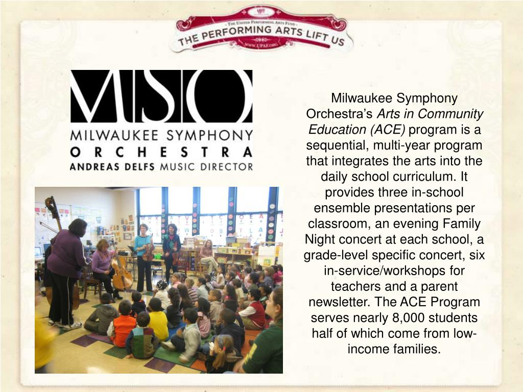 Milwaukee Symphony Orchestra's