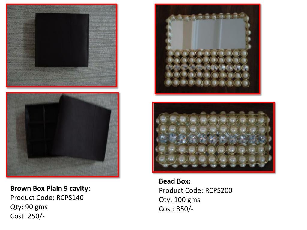 Bead Box: