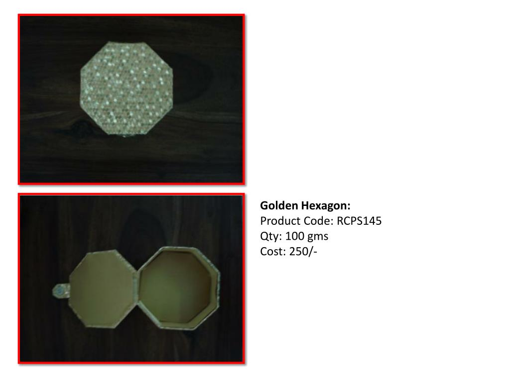 Golden Hexagon:
