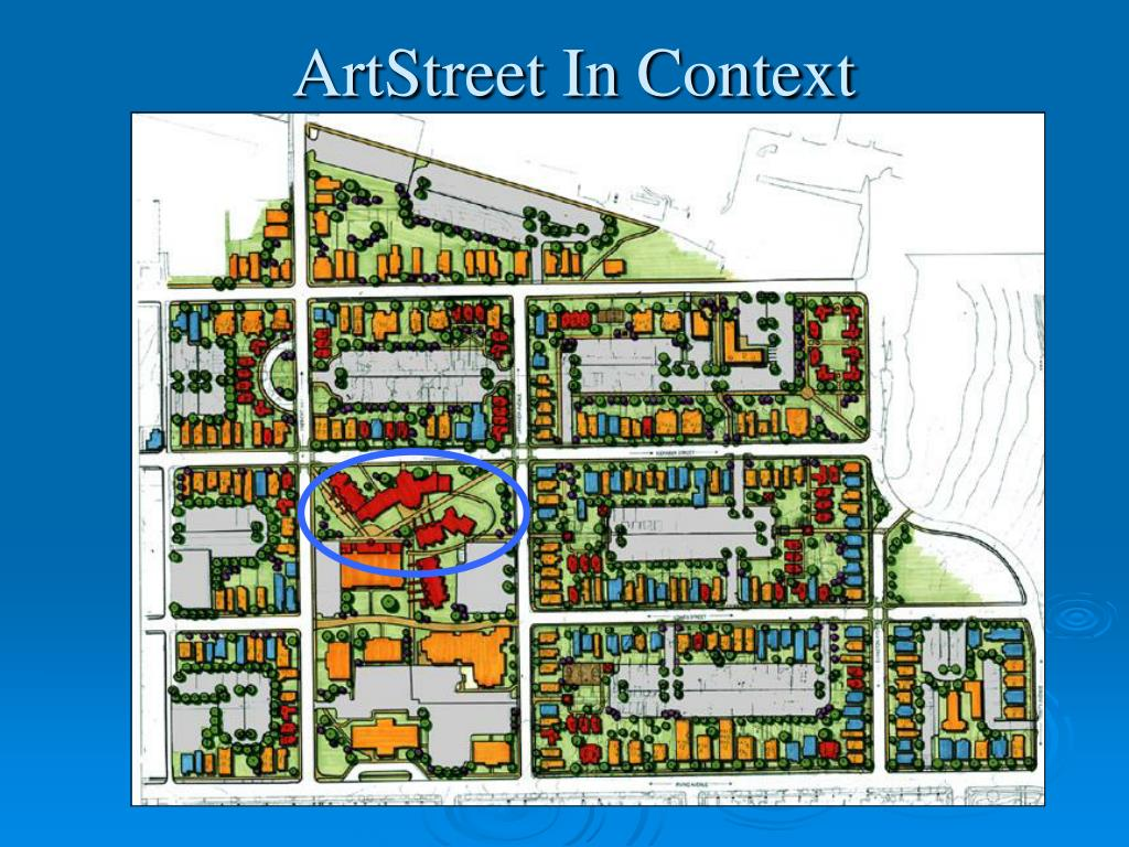 ArtStreet In Context
