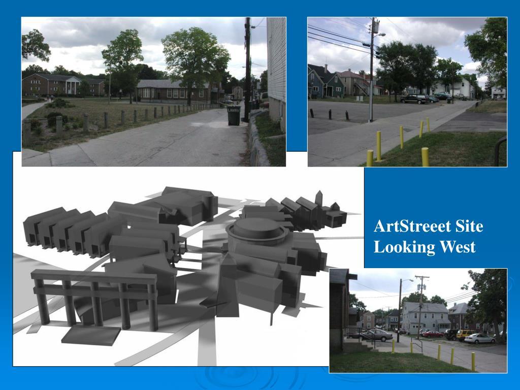 ArtStreeet Site