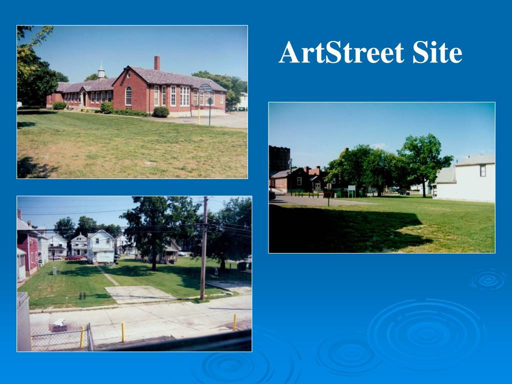 ArtStreet Site