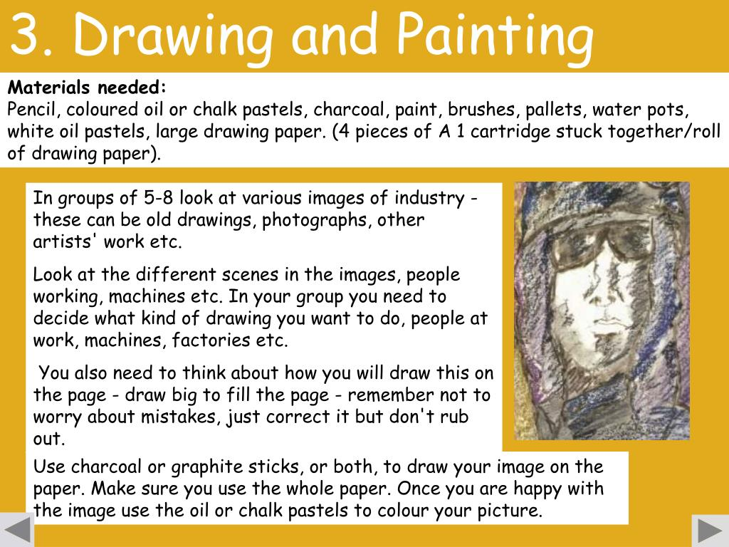 3. Drawing and Painting