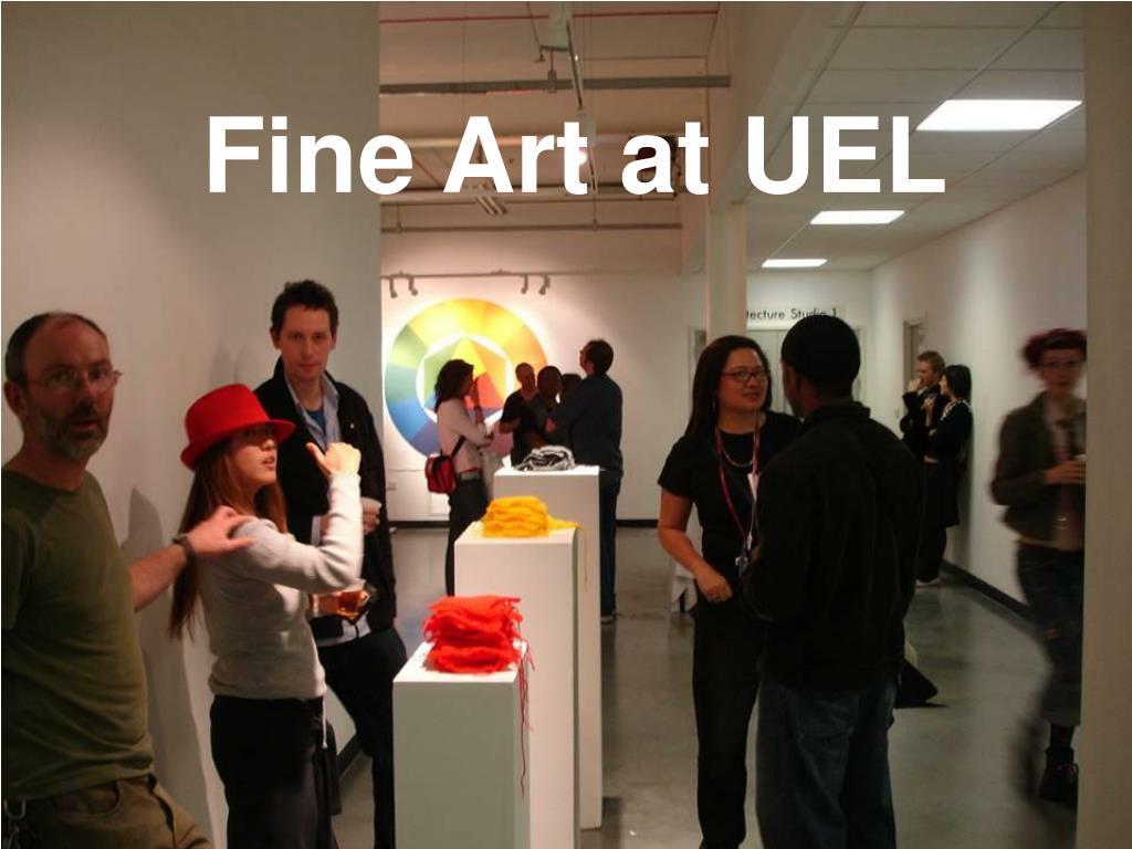 Fine Art at UEL