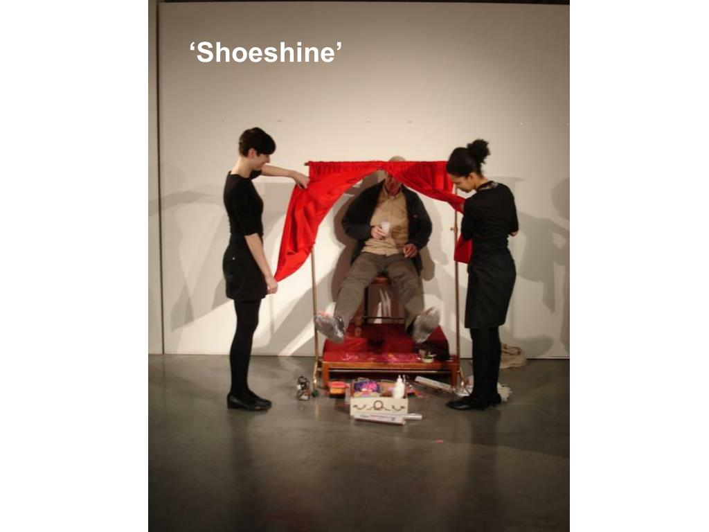 'Shoeshine'