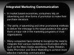 integrated marketing communication4