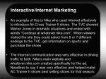 interactive internet marketing23