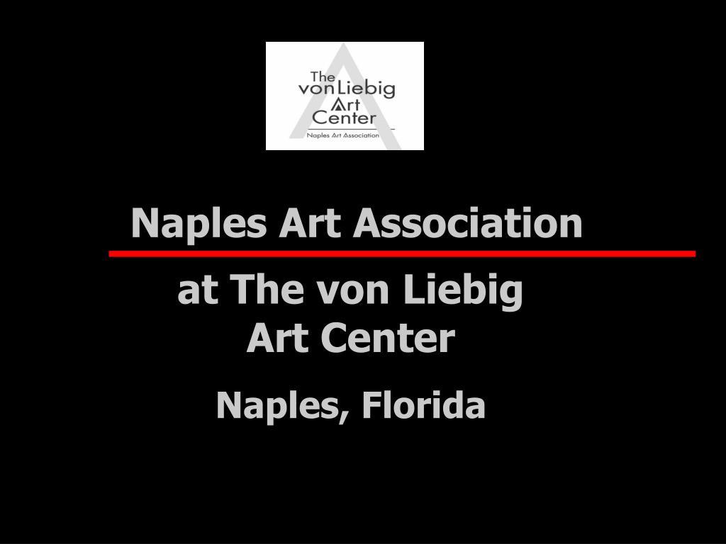 at The von Liebig Art Center