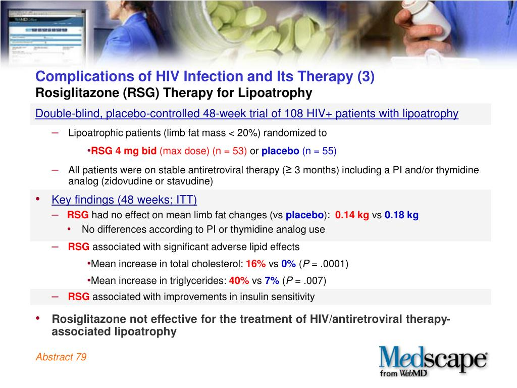 Complications of HIV Infection and Its Therapy (3)
