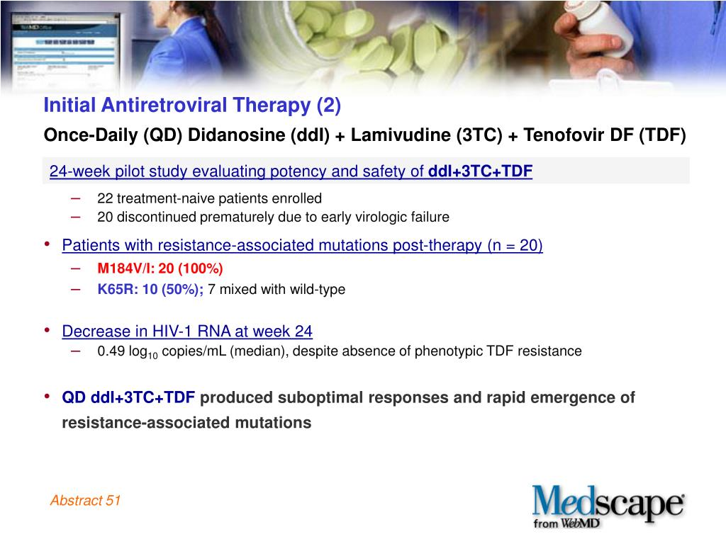 Initial Antiretroviral Therapy (2)