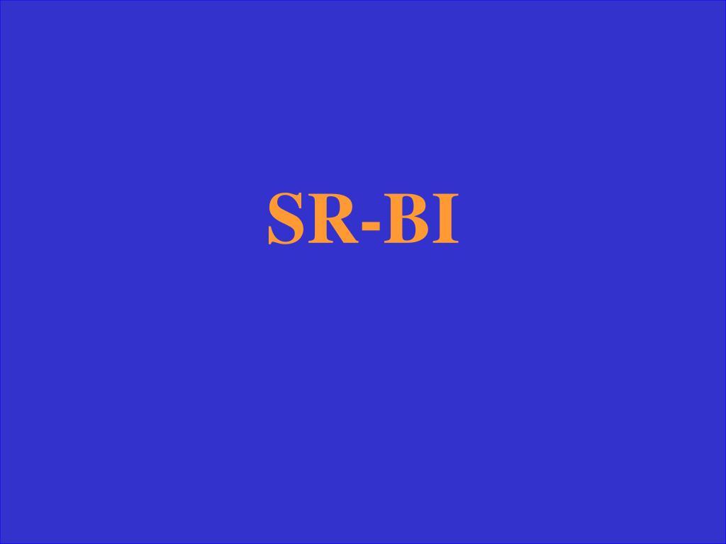 SR-BI