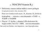 iv niacin vitamin b 3