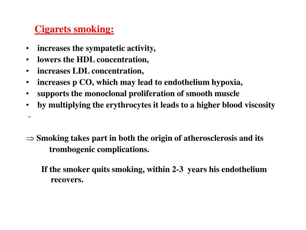 Cigarets smoking: