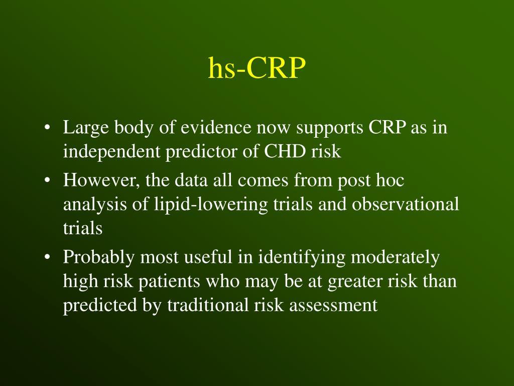 hs-CRP