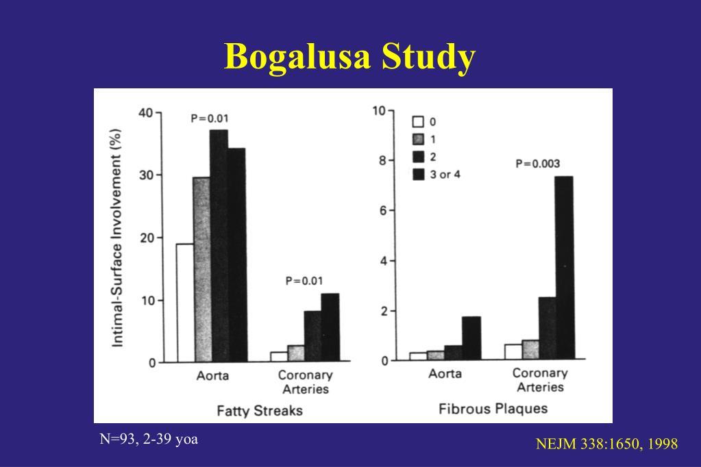 Bogalusa Study