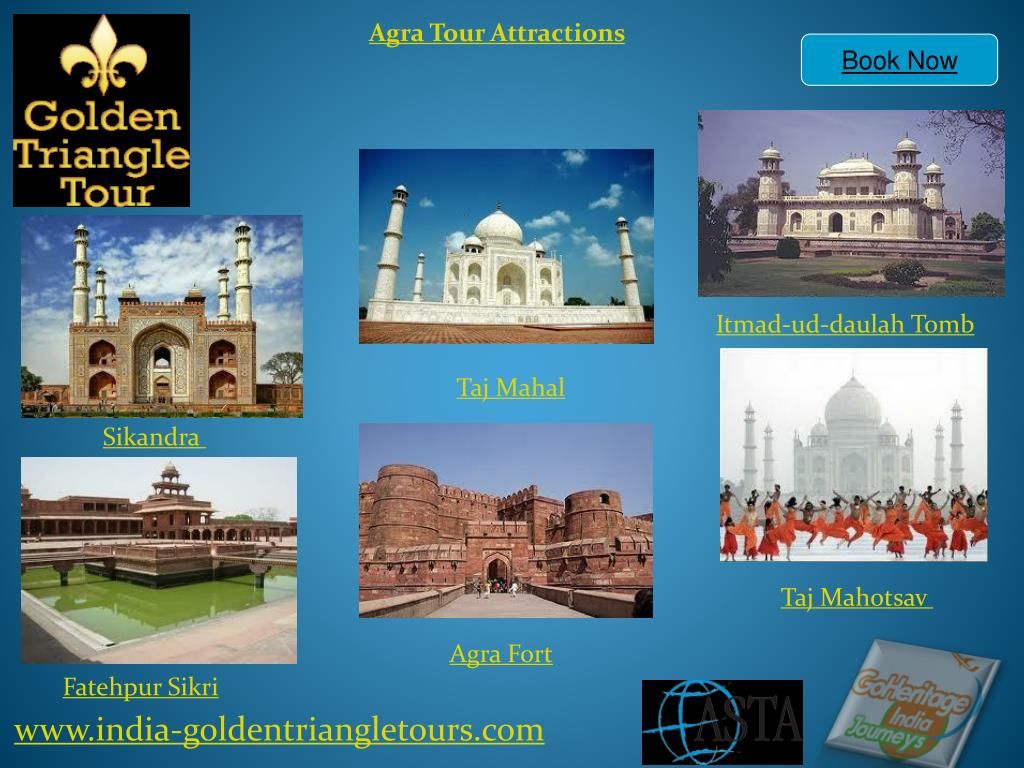 Agra Tour Attractions