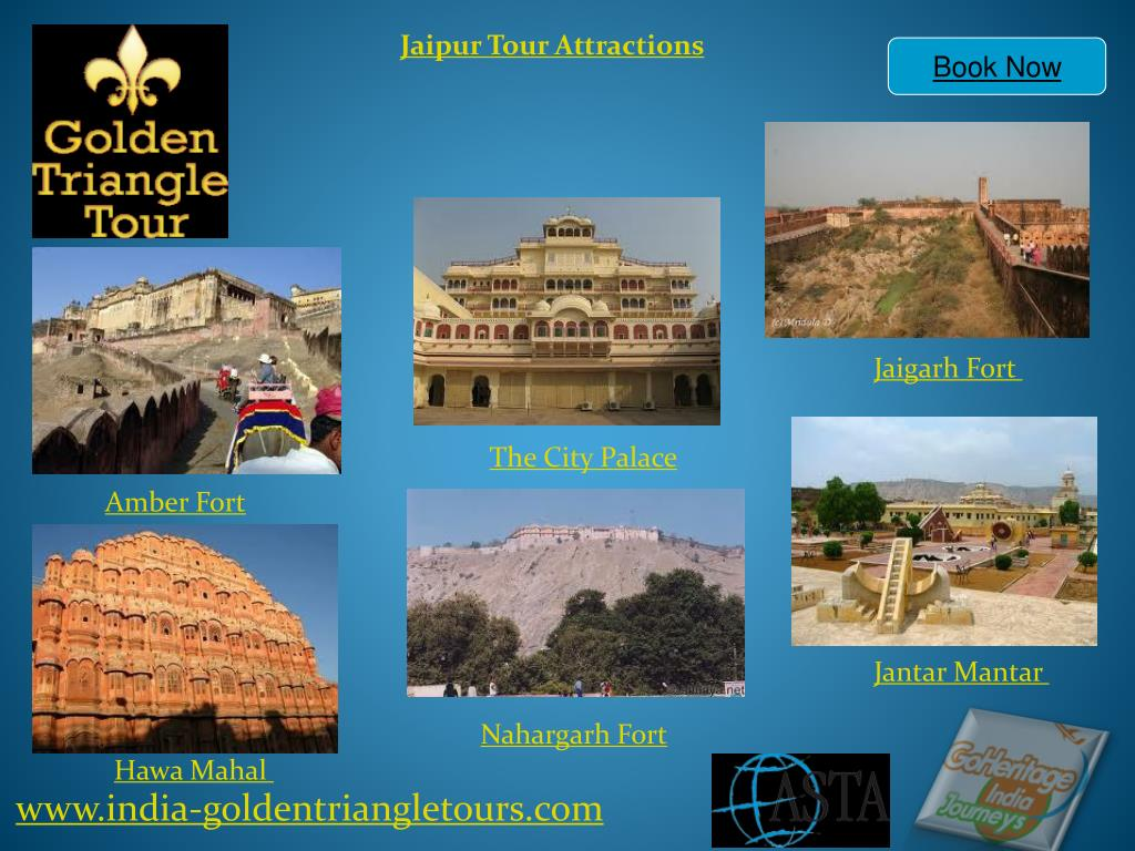 Jaipur Tour Attractions