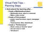 virtual field trips planning steps24