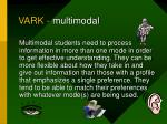 v ark multimodal