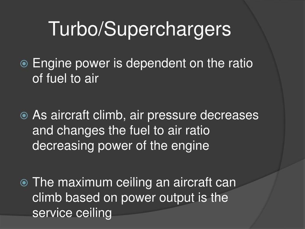 Turbo/Superchargers