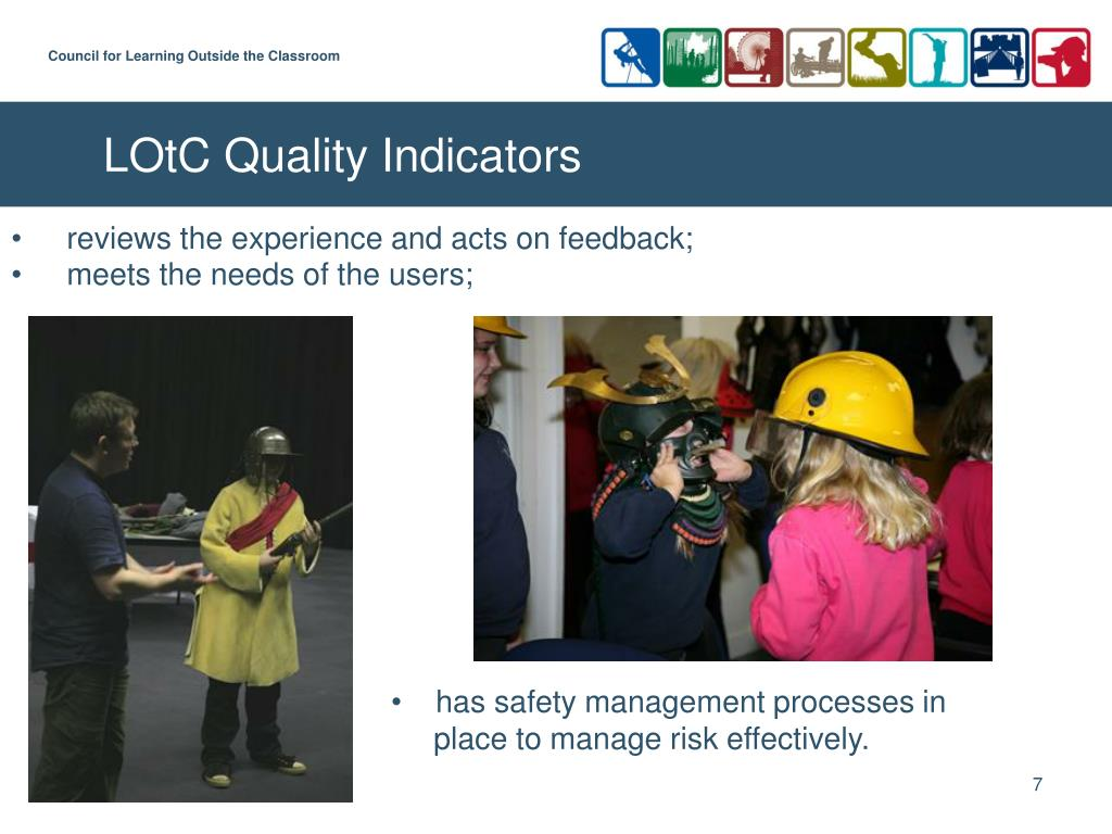 LOtC Quality Indicators