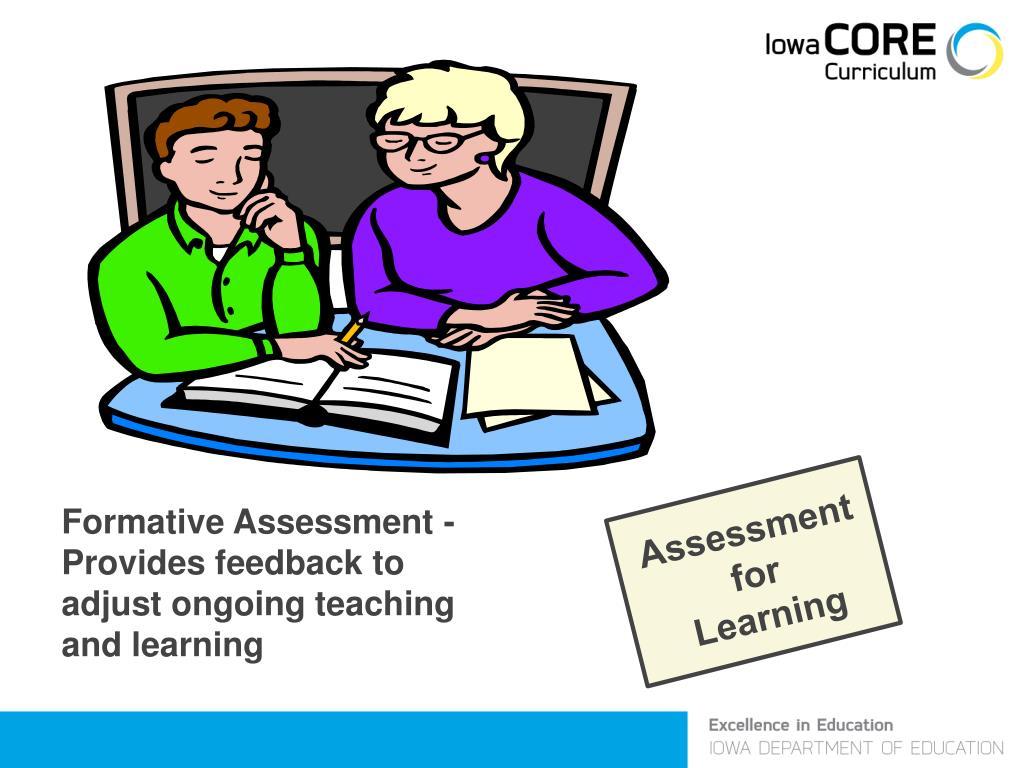 Assessment for