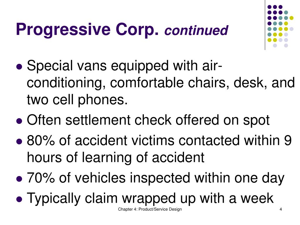 Progressive Corp.