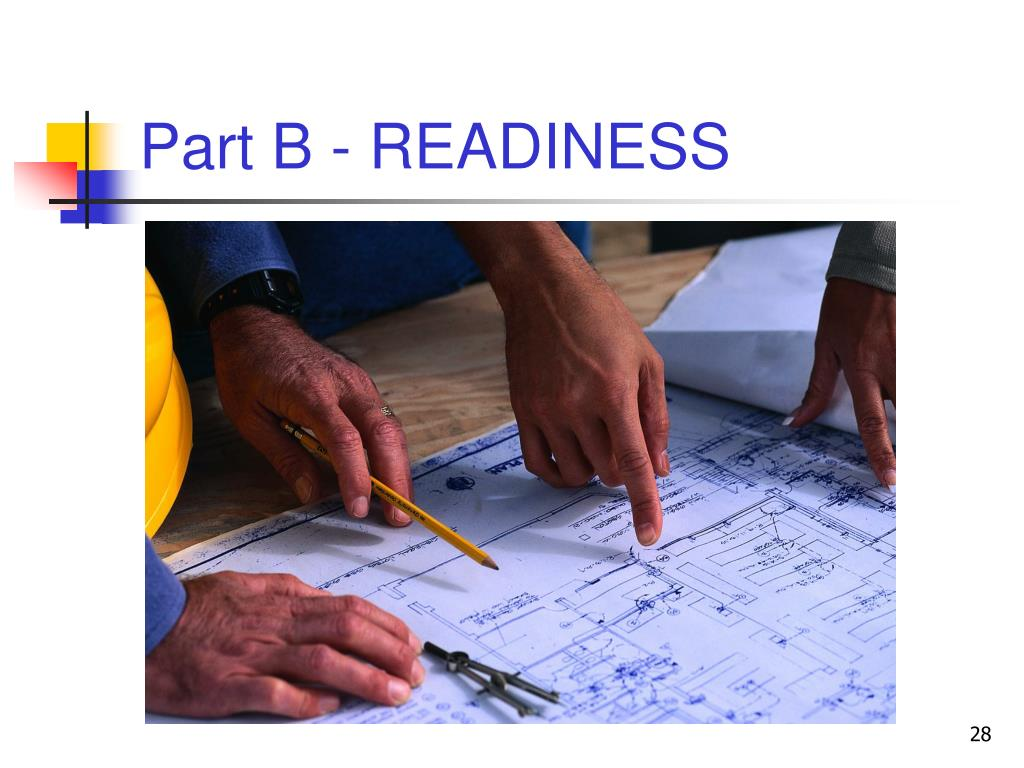 Part B - READINESS