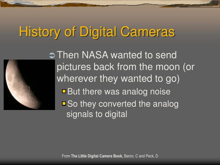 History of digital cameras2