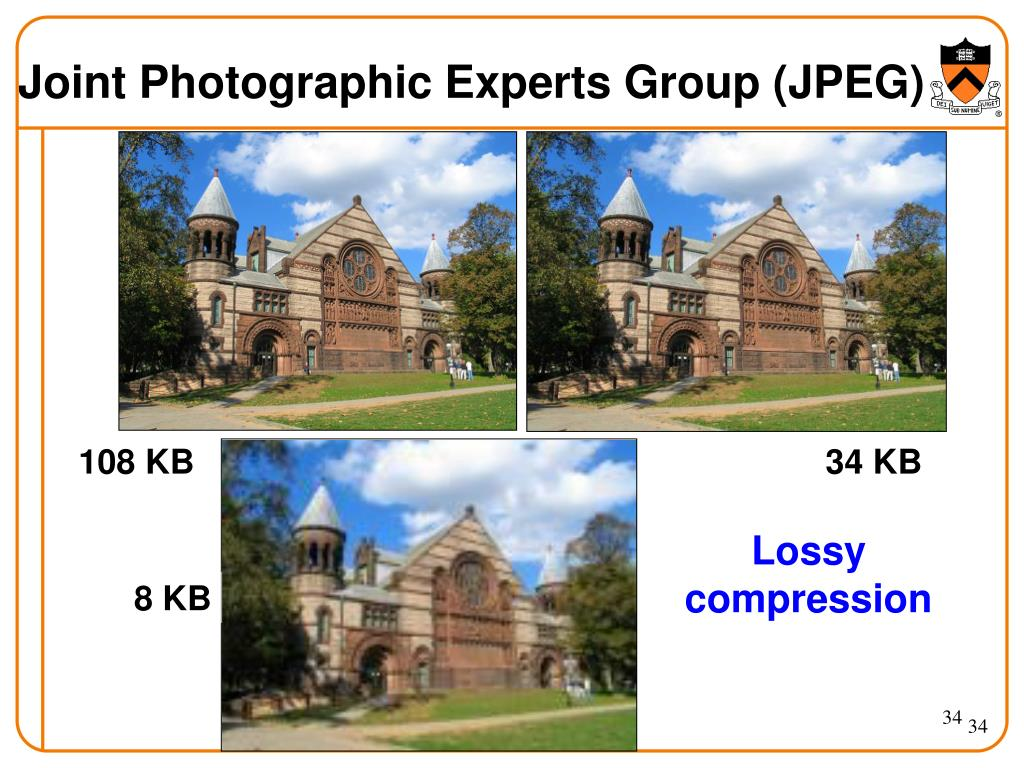 Joint Photographic Experts Group (JPEG)