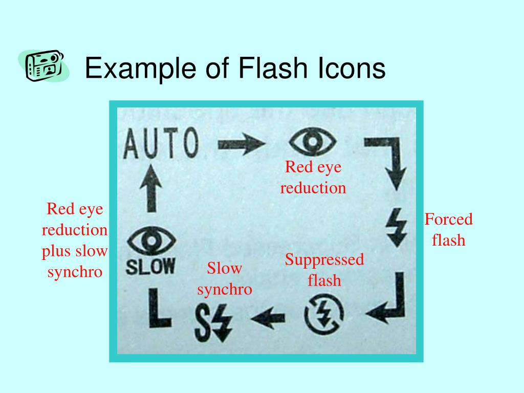 Example of Flash Icons