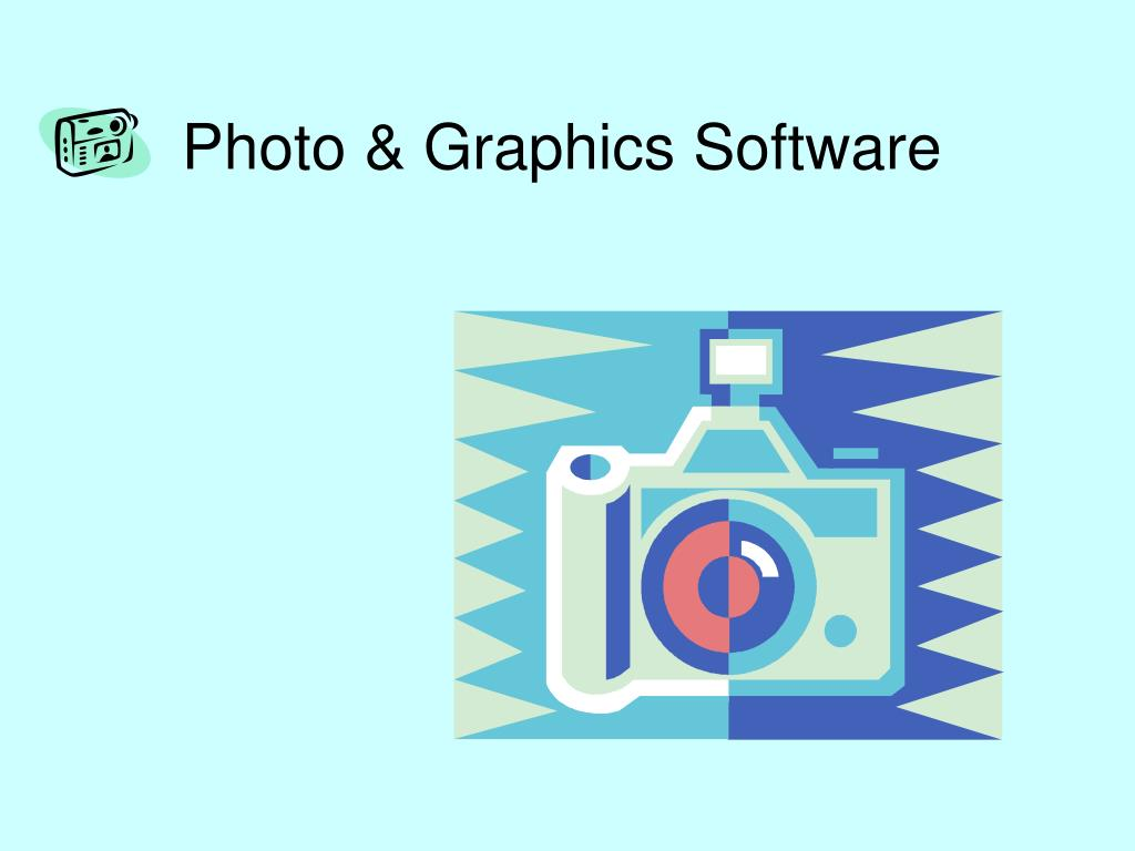 Photo & Graphics Software