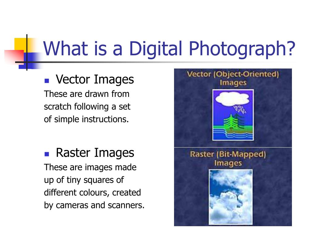 What is a Digital Photograph?
