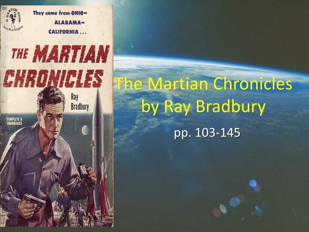 Martian chronicles essay questions