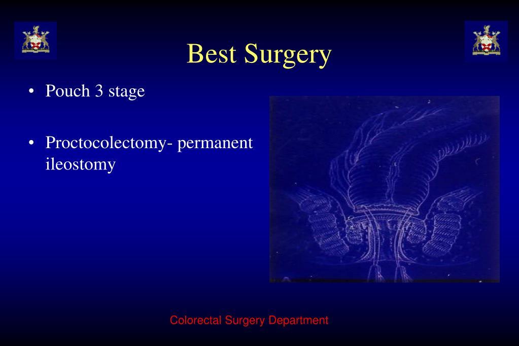 Best Surgery