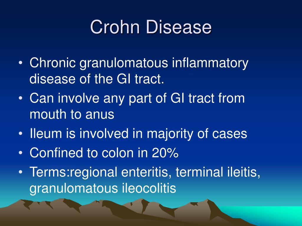Crohn Disease