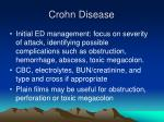 crohn disease55