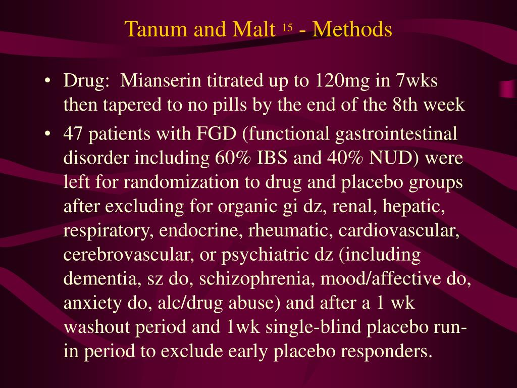 Tanum and Malt
