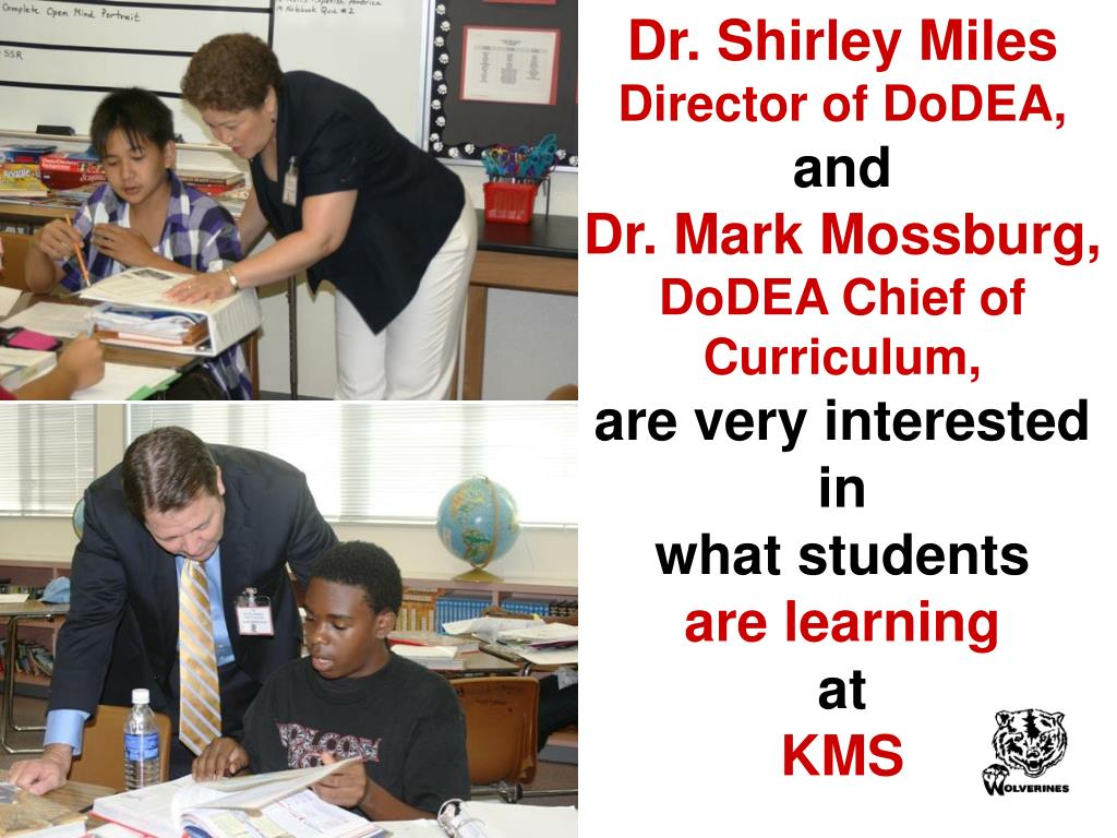 Dr. Shirley Miles