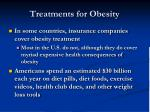 treatments for obesity75